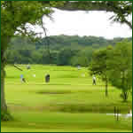 A view of Haddington Golf Course